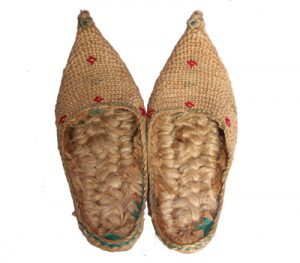 Nepali Unique Hand Knitted Shoe