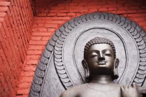 Buddha in Nepal