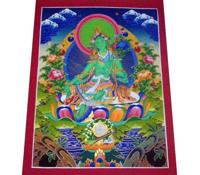 Buy Green Tara Online Imartnepal