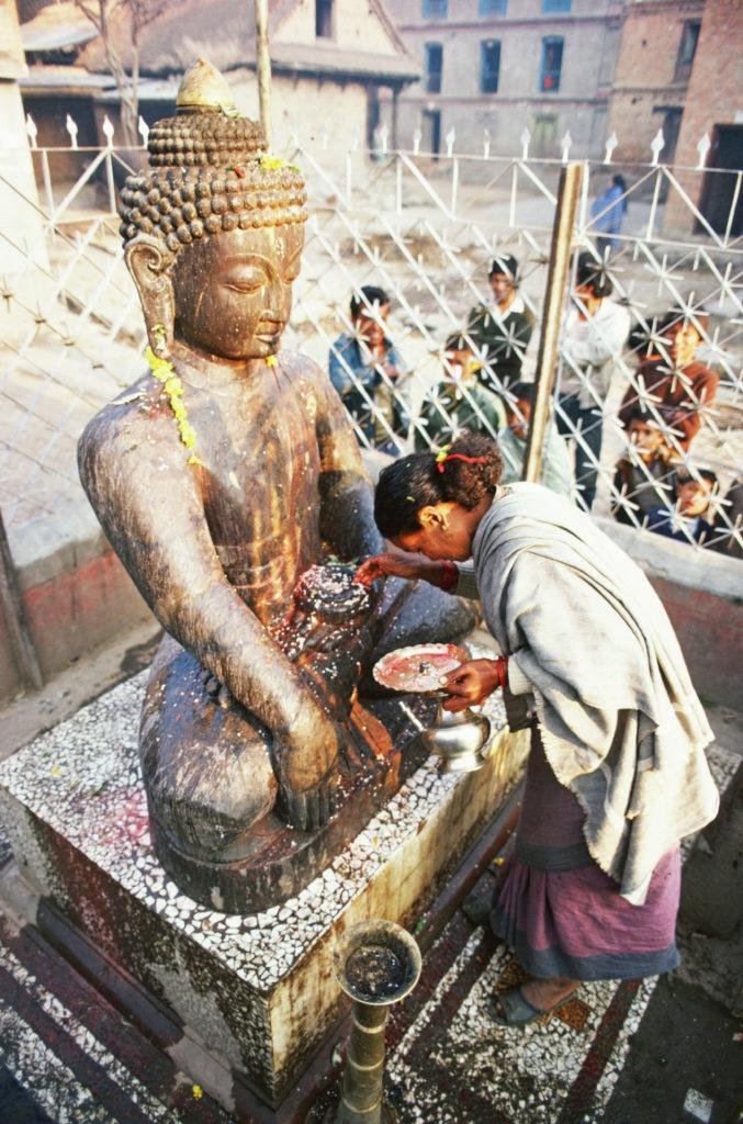 Buddha - The Double Lotus