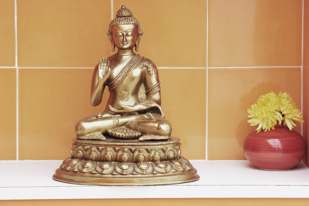 Buddha Statues and Meaning