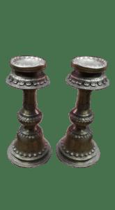 Newari Oil Lamp Stand - Panas 1