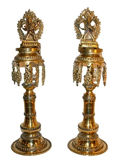 Newari Oil Lamp Stand – Panas 3
