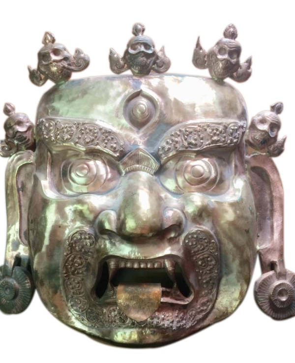 copper bhairav
