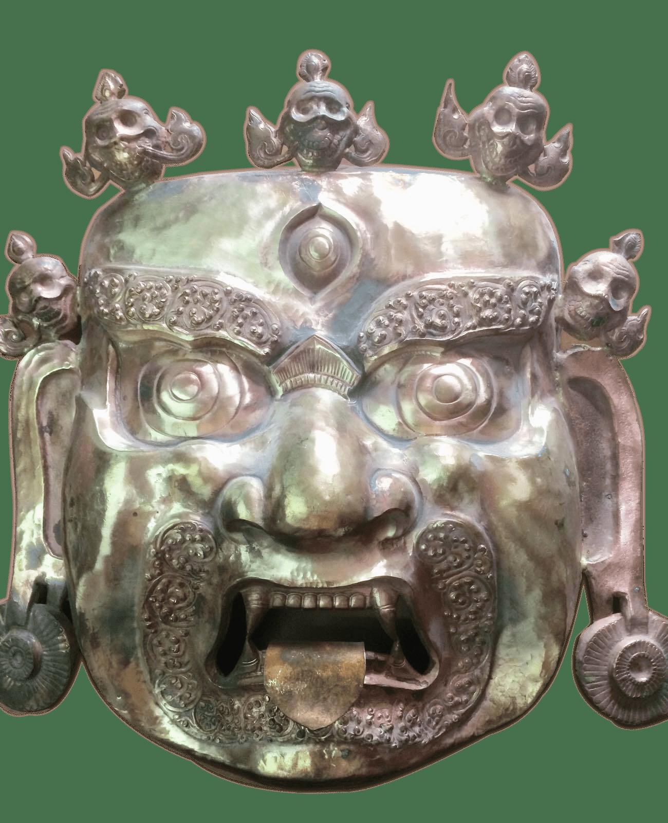 copper bhairav
